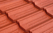 Colorful Metal Roof / Stone Coated Metal Roof Tile