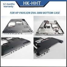 Laptop bottom case cover for HP Pavilion DV6-3000 Bottom cover