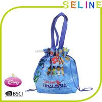 custom design Eco Friendly printing non woven soccer bag