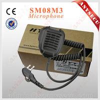 Audio control handheld 2 way radio SM08M3 speaker TC-518 Microphone
