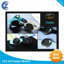 New MTK 6577 dual core 1.5 inch touch screen GPS 3G android 4.0 wifi smart moible watch