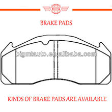 GRL systemized rear axle high performance brake pad for VOLVO series cars