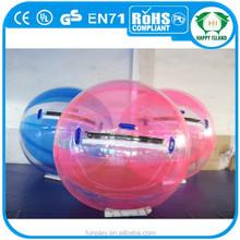 HI Hot Summer Sport giant ball inflatable water,sticky water ball,water ball rental