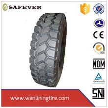 Best all steel radial truck tire suitable for tough conditons nothing can stop it from going forward.