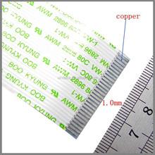 Micro SATA Cables - AWM 20624 RIBBON FLEX CABLE 0.50 mm Pitch 28 Pin ZIF 50 mm - Set