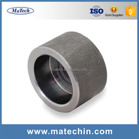 Foundry OEM High Quality Precisely Cast Iron Pipe End Cap