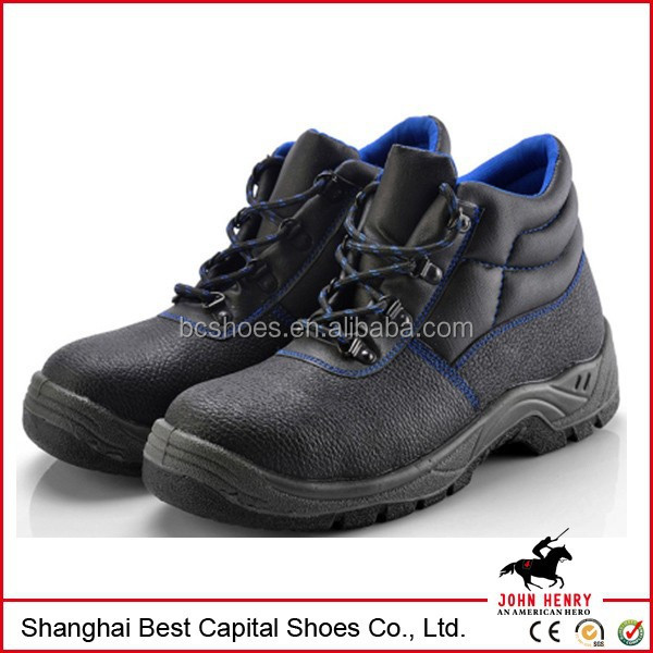 Stylish Men Shoes/steel Toe Hammer Black Safety Shoes For Men Bc-sg061 - Buy Composite Toecap ...