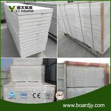 ISO&CE fireproof lightweight wall panels
