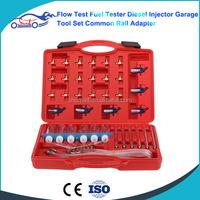 Flow Test Fuel Tester Diesel Injector Garage Tool Set