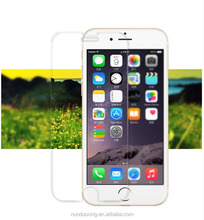 factory price tempered glass screen protector film for iphone6
