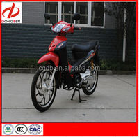 Chongqing 110cc Gasoline Hot Selling Cub Motorcycle