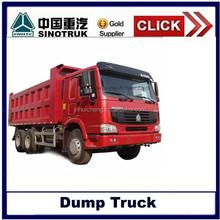 SINOTRUK TIPPER 6*4 HOWO TRUCK 336HP EURO2