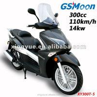New stylish design china eec 300cc scooter