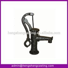 La mano de antigüedades de la bomba de agua/agua potable de la mano de la bomba/antiguo pozo de agua de la bomba de mano