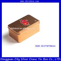 High Quality Custom Tea Tin Box