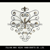2013 new metal scroll wall plaque