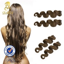 Factory wholesale price 8-40 inch body wave 100% brazilian virgin remy human hair extension,top grade real mink brazilian hair