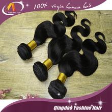 wholesale brazilian body wave human hair 16 inch hair weft no split healthy end