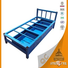 China Supplier Single Bed with Storage/Iron Single Bed Home Furniture