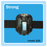 Promotion Gifts USB rechargeable flashlight led Multi-fonction torch as watch