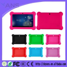 "OEM Factory Fashion Andriod Shock Proof 7"" Tablet Silicon Case Cover,Case For Q8"