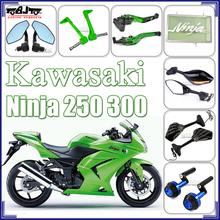 Kawasaki Ninja 250 CNC Aluminum Motorcycle Accessories Parts