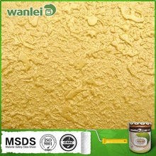 Corrosion resistance and high fullness metallic gold powder coating paint