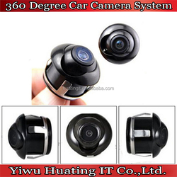 Cmos 360 degree car camera car rear view camera