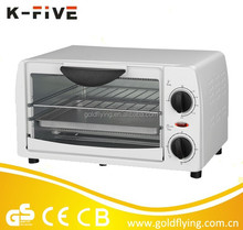 KMO09G-AA 9L mini oven electric baking oven small electrical oven
