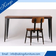Classical And High Quality Cast Iron Table And Chair