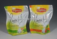 high quality aluminum foil packaging for Lipton bagged tea