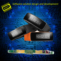 Smart wristband software programs