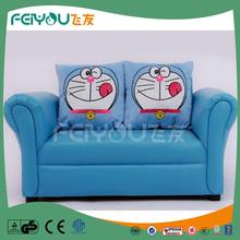 nuovo modello reclinabile in pelle gialla divano con migliore qualità