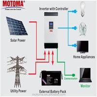 12v lead acid battery 100w 24v solar panel for house