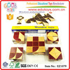 EZ1079 Children first toy wisdom wooden Educational Block Set