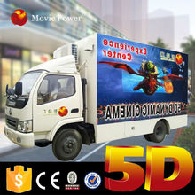 Most popular in entertainment industry 5d cinema 7d 9d theater equipment for sale