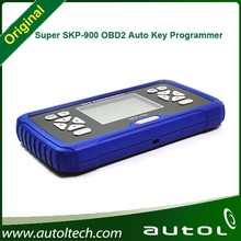 No tokens limitation for SKP-900 Key Programmer can program as many cars as you can skp 900 Hand-Held OBD2 Auto Key Programmer
