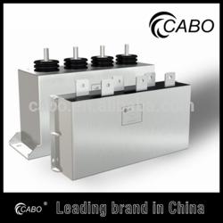 metallized film snubber capacitor
