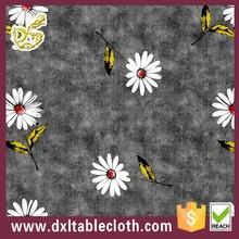 table cloth charcoal gray