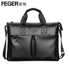 Wholesale Men Bags Genuine Leather Handbags Men Fashion Shoulder Bags