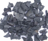 Granular Activated Carbon (GAC) used for water purification