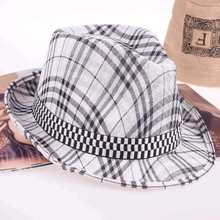 spring and autumn male and female adults hat child hat outdoor jazz hat