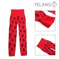women red fashion Long Johns / winter warm pants / female thick long trousers