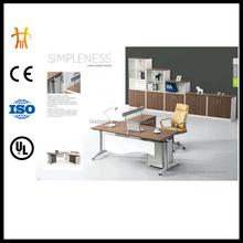 2015 L shaped executive desk executive office desk HC-AT800