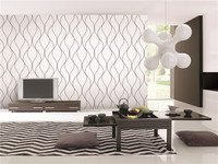 3D bamboo Cheap Wall paper For Project / Home / Hotel