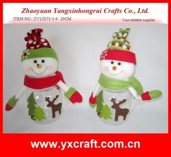 snowman gift, china snowman gift, christmas snowman candy jar
