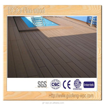 Solid decking boards hot sell WPC floor,wood plastic floor,WPC composite decking