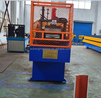 Forsale CE Certificated High Speed seamless Valley Gutter Product Line Roll Forming machine
