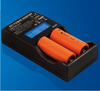 18650 battery charger OEM with LCD Digital battery charger