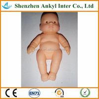8.5 inch plastic naked male dolls without clothes wholesale